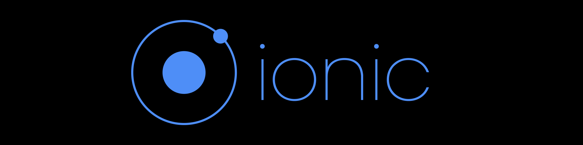 Write your mobile app once and run it anywhere with Ionic Framework feature image